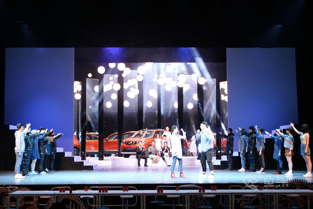 当舞台剧遇到汽车——长安cs15上市发布会